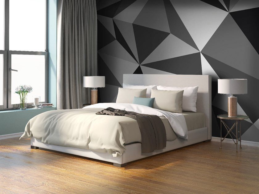 Geometric wallpaper GEOMETRIC by Wall LCA