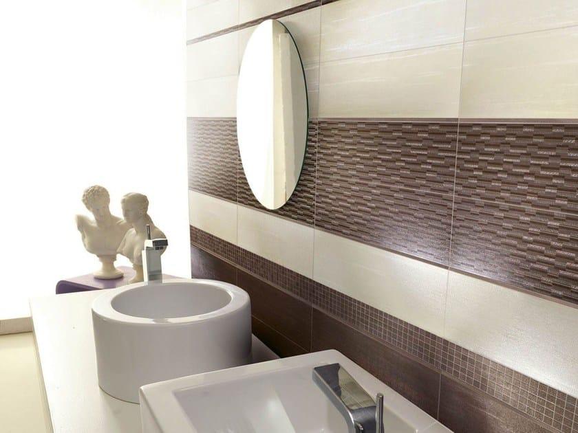 Ceramic wall tiles GEOMETRICO by CERAMICHE BRENNERO