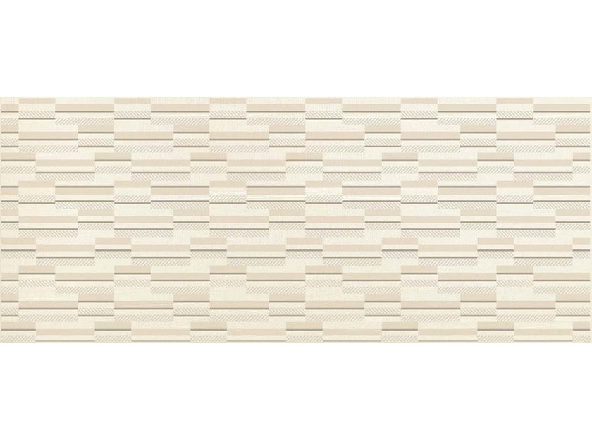 White-paste wall tiles GEOMETRICO CREAM by CERAMICHE BRENNERO