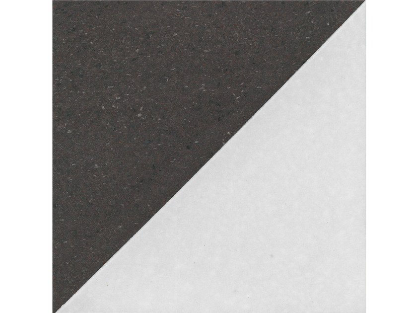 Lava stone wall/floor tiles GEOMETRIE G3 by Made a Mano