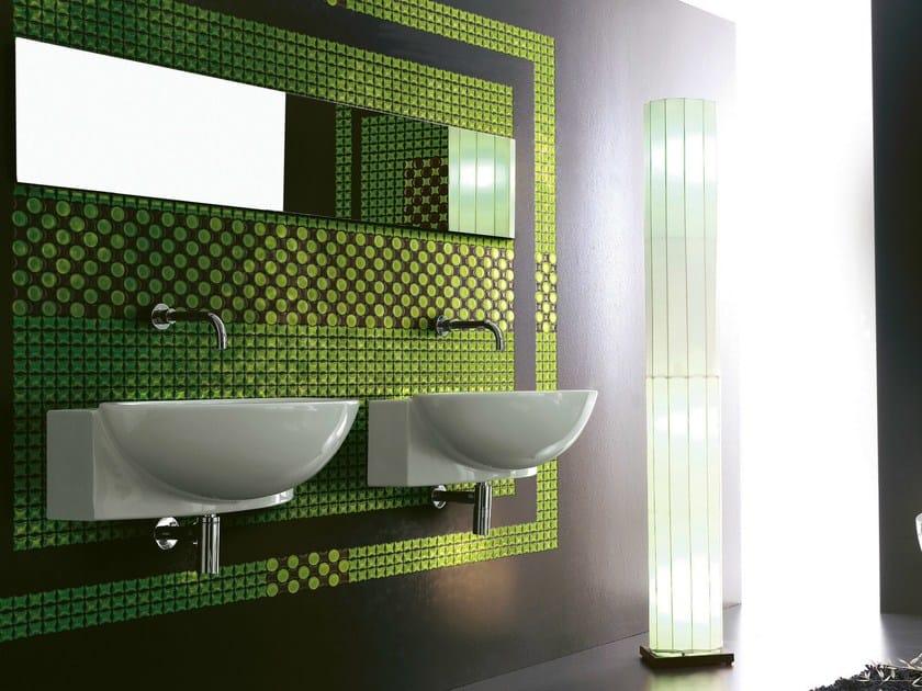 Glass mosaic GEOMETRIE by VETROVIVO