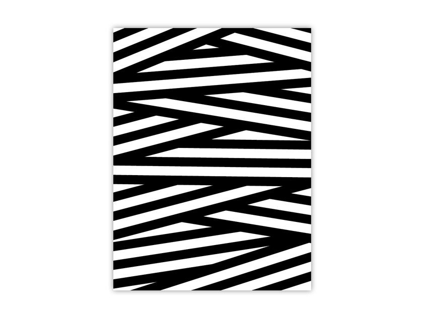Print on paper GEOMETRIK 5 by Funky Milk