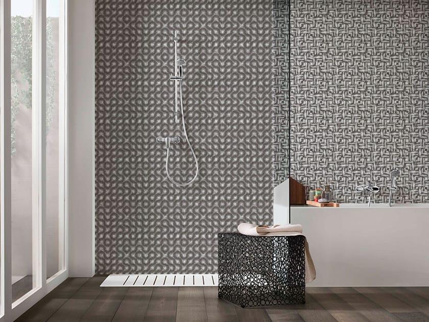 Motif panoramic wallpaper GEOMETRY by Inkiostro Bianco