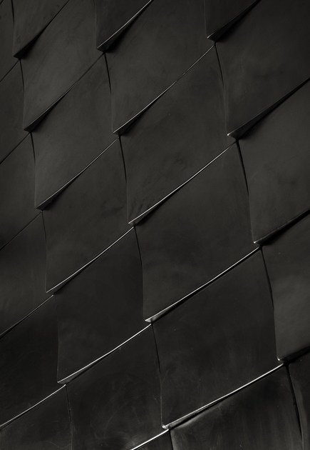 GEOMORFICA Geomorfica Nero Opaco