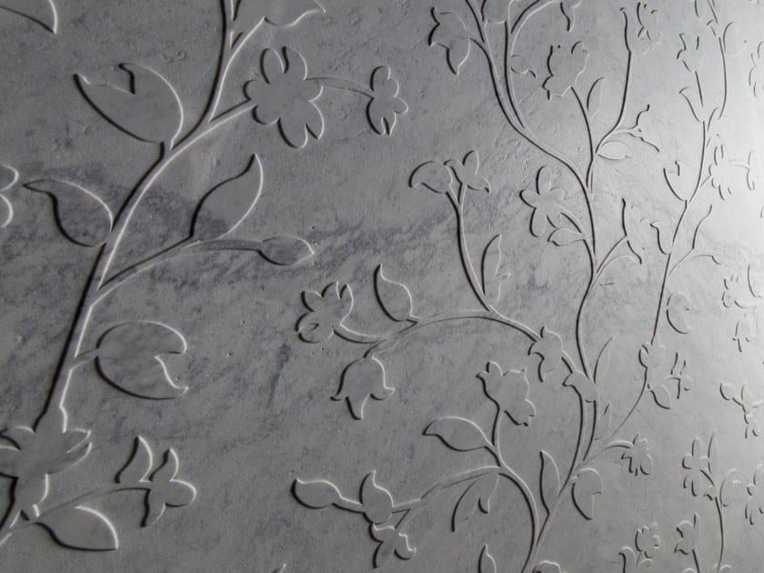 Rivestimento in marmo di Carrara GERMOGLI by Palazzo Morelli