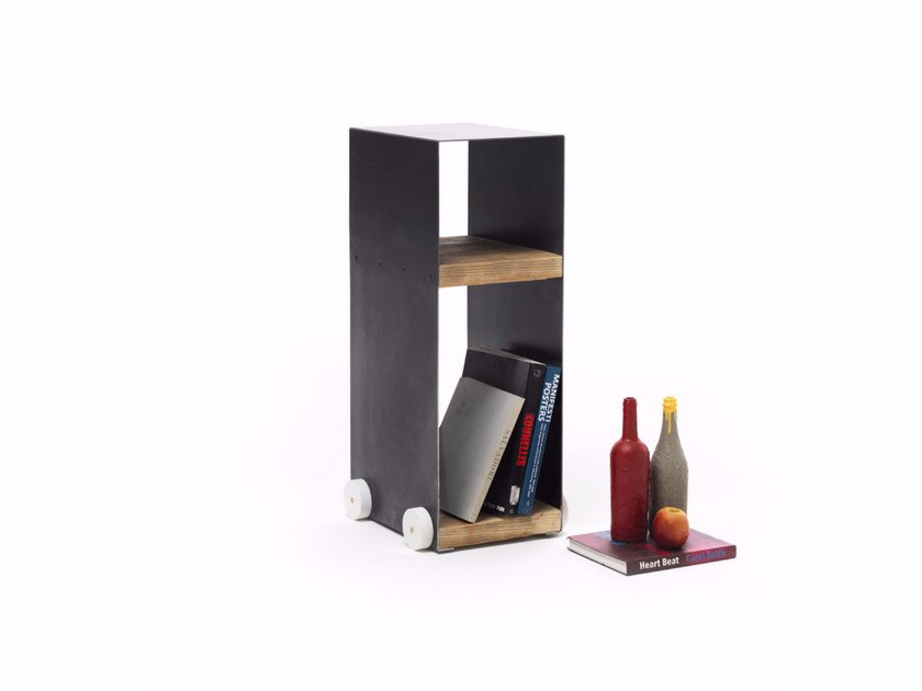 Iron food trolley GERT by Vontree