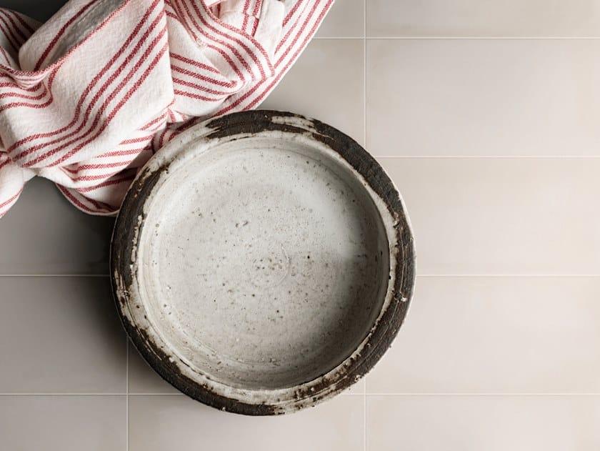 Rivestimento in ceramica bicottura GESSO CA by Imola
