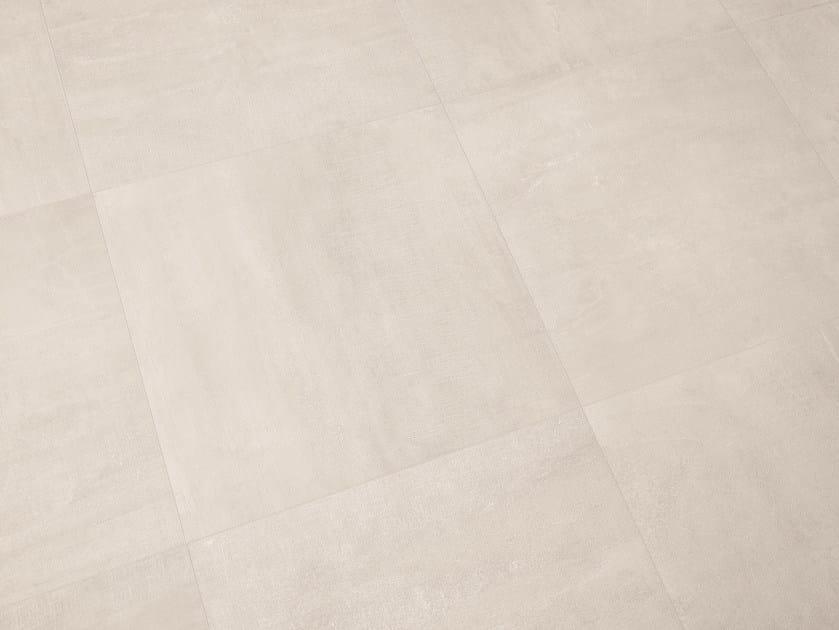Indoor Porcelain Stoneware Wallfloor Tiles Gesso Natural White