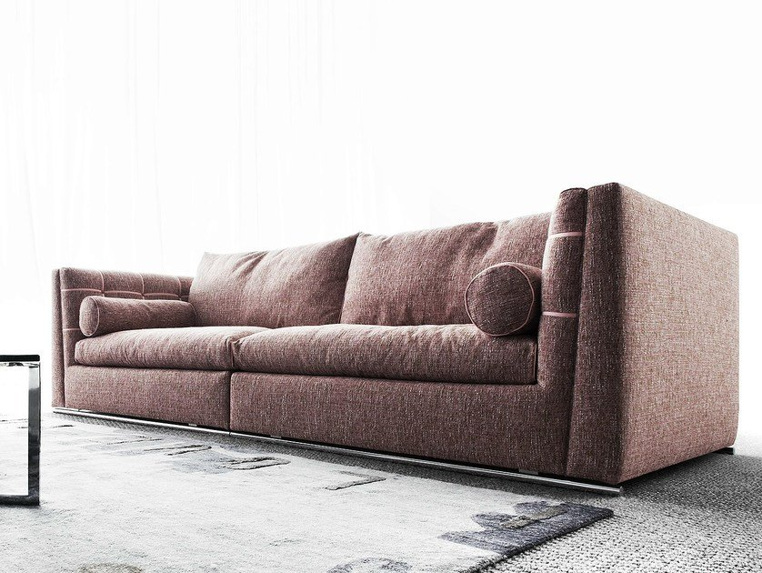 Fabric sofa GET BACK by ERBA ITALIA