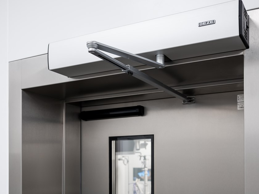 Automated door system GEZE TSA 160 NT by GEZE