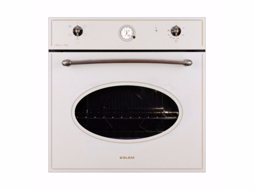 Electric multifunction oven Class A GFT54SAN   Multifunction oven by Glem Gas