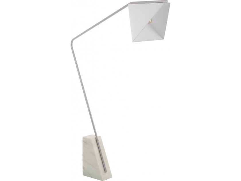 Direct light floor lamp GHOST by Flam & Luce