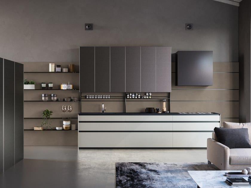 Linear kitchen ARES | Linear kitchen by Floritelli Cucine