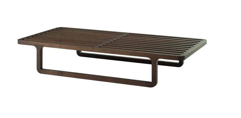 Modular rectangular coffee table for living room GIL | Rectangular coffee table by ROCHE BOBOIS