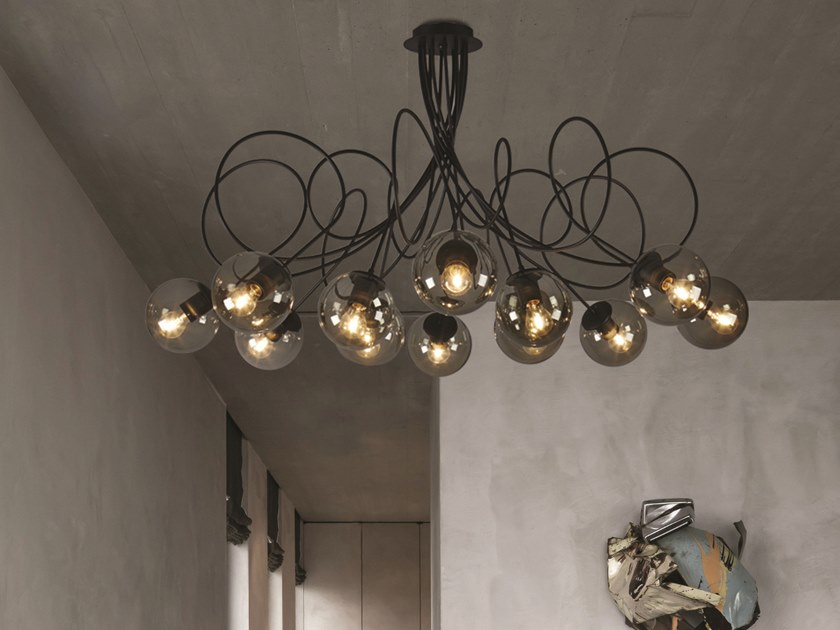 Ceiling lamp GILDA 210/77 by Gibas