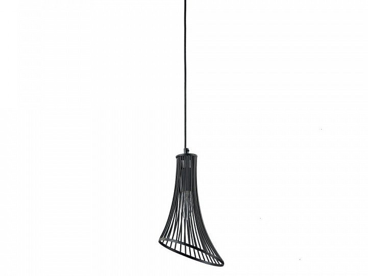 Adjustable metal pendant lamp GINGER AND FRED by MAYTONI