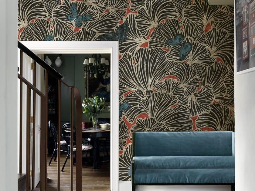 Vinyl wallpaper GINKO by Inkiostro Bianco