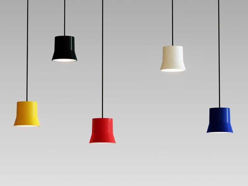 LED direct light aluminium pendant lamp GIÒ LIGHT | Pendant lamp by Artemide