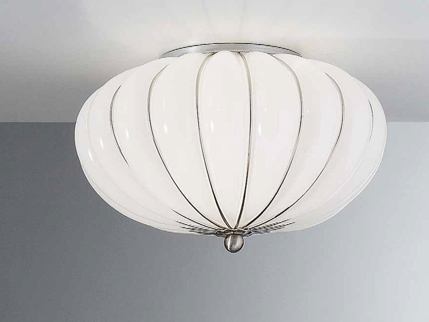 Murano glass ceiling light GIOVE RC 121 by Siru