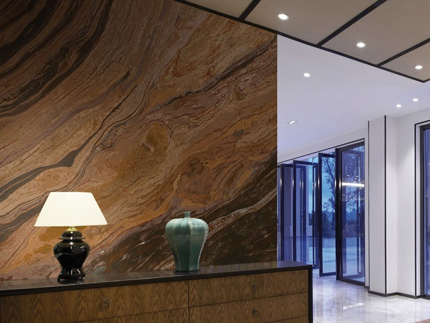 Resin Decorative panel GIOVE by Tecnografica Italian Wallcoverings