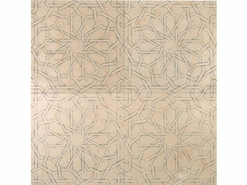 Marble wall tiles ORIENTAL ECHOES - GIRIH by Lithos Mosaico Italia