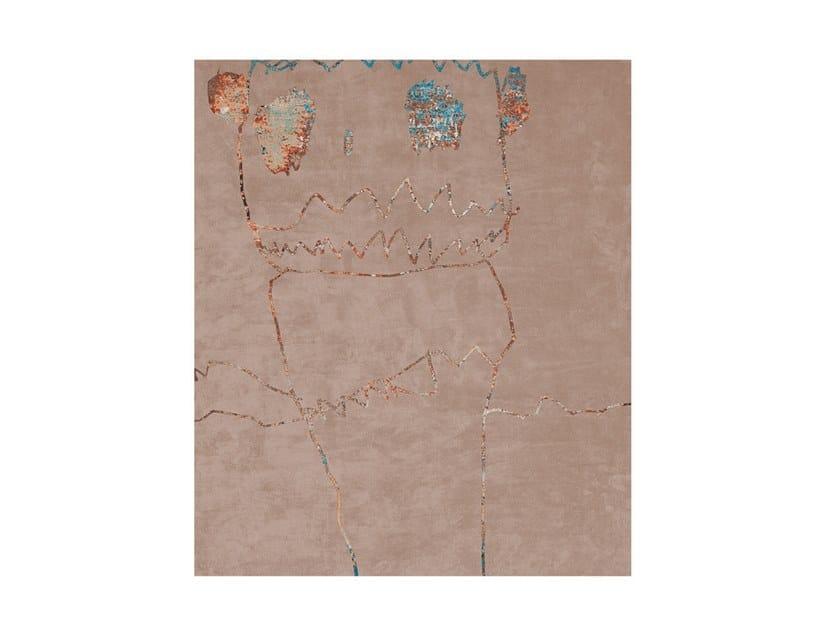 Tappeto fatto a mano GISELE (G3001) by IIND STUDIO
