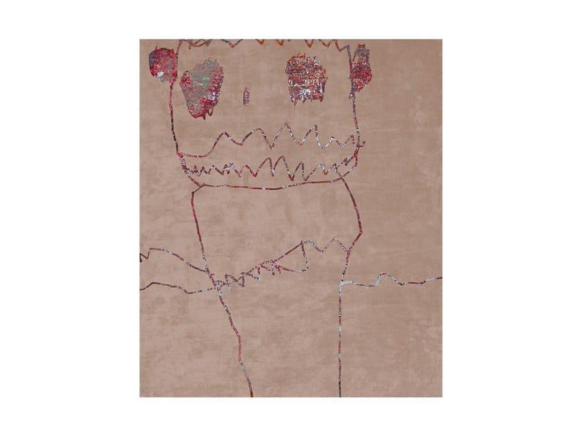 Tappeto fatto a mano GISELE (G3004) by IIND STUDIO