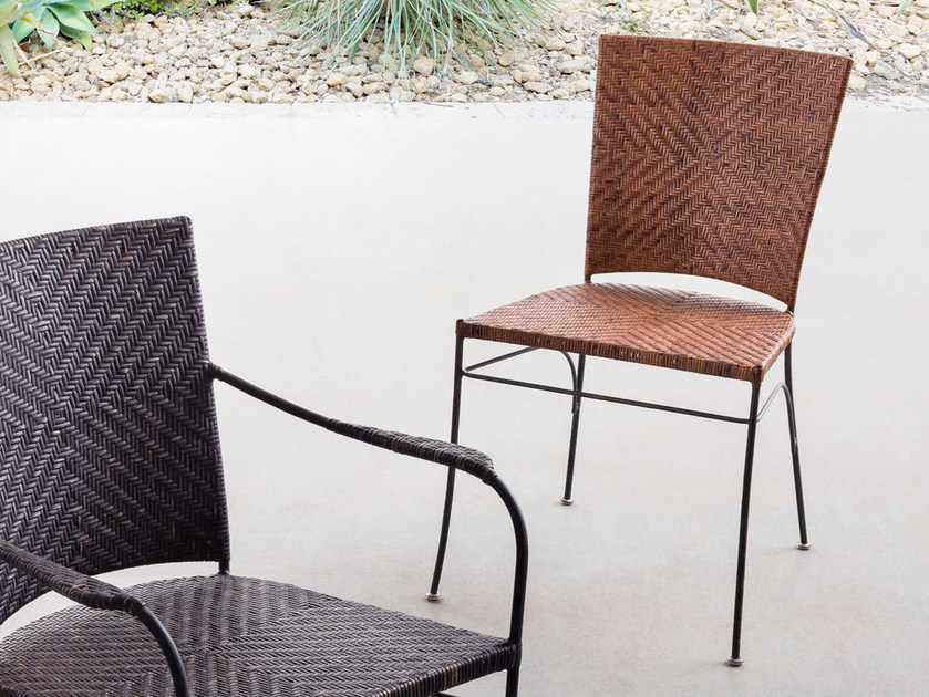 Rattan chair GIULIA | Chair by ELITE TO BE