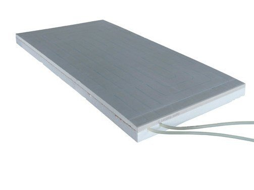 Plasterboard celing radiant panel GKCS by Giacomini