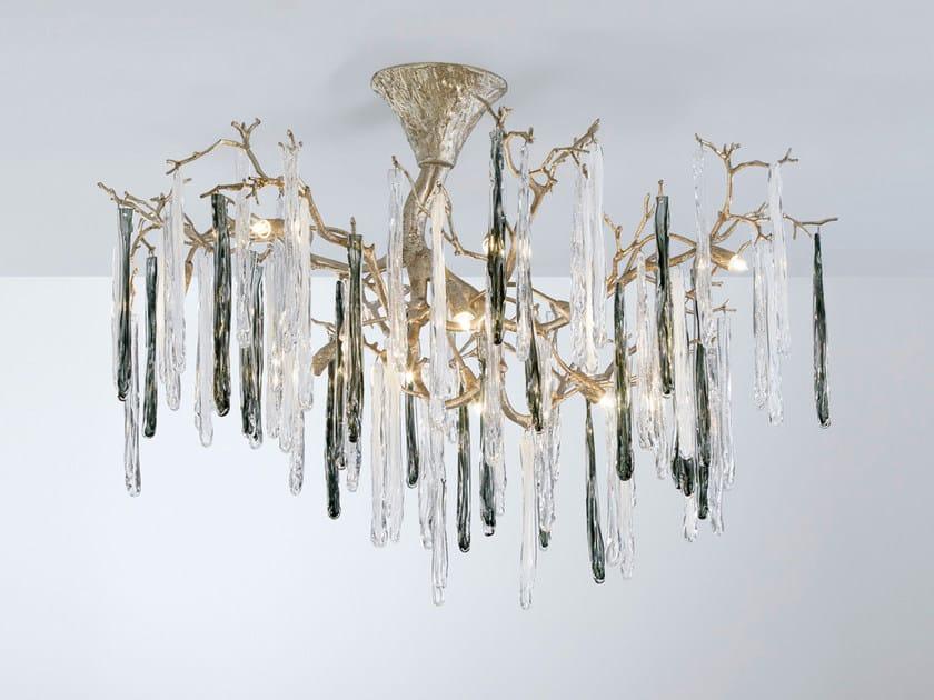 Halogen pendant lamp GLAMOUR | Pendant lamp by Serip