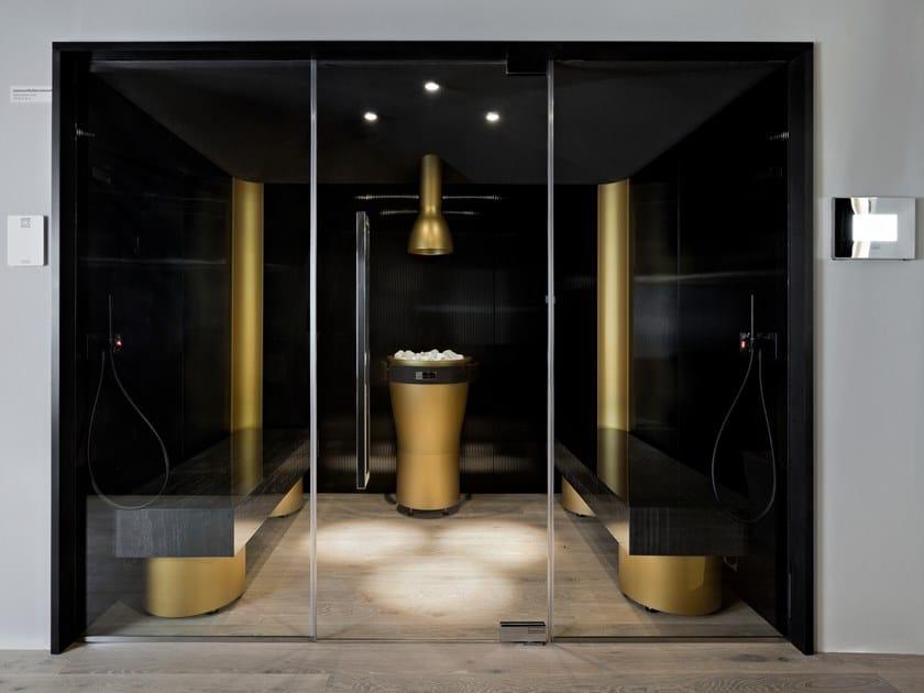 Turkish bath GlamourMediterraneanPro by STARPOOL