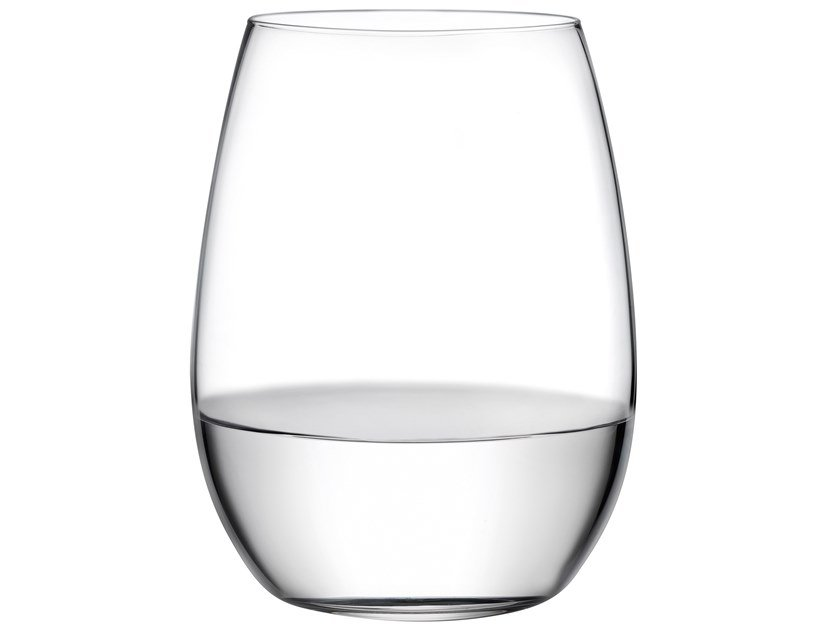 Set of 4 Sweets & Spirits Glasses PURE   Glass by NUDE