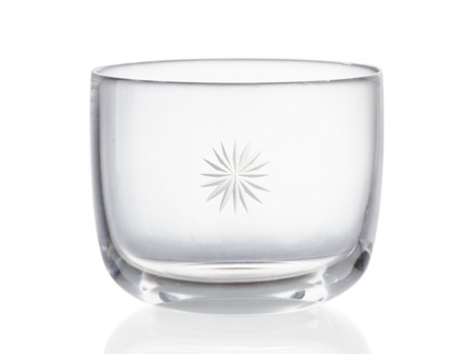 Water crystal glass AMADEUS | Glass by Rückl