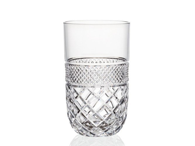Water crystal glass CHARLES IV | Water glass by Rückl