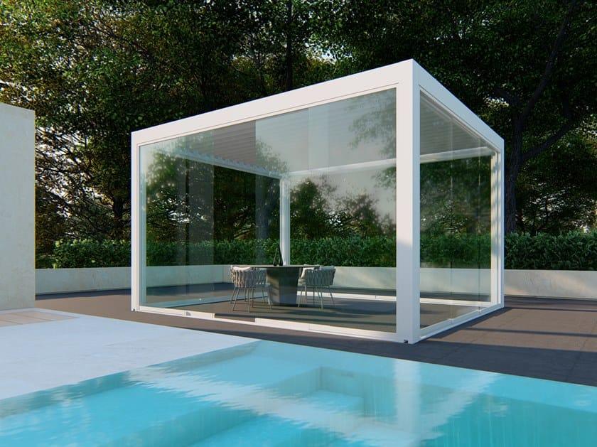 Glass facade GLASS WINDOW by RGM