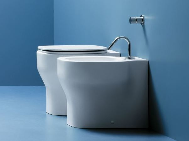 Ceramic bidet GLAZE | Bidet by AZZURRA sanitari
