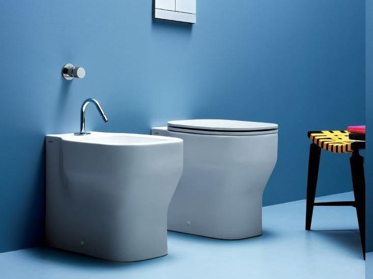 Ceramic toilet GLAZE   Toilet by AZZURRA sanitari