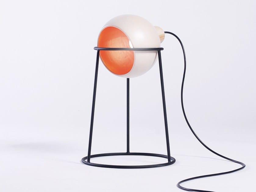 Настольный светильник GLAZER 2 by ODESD2