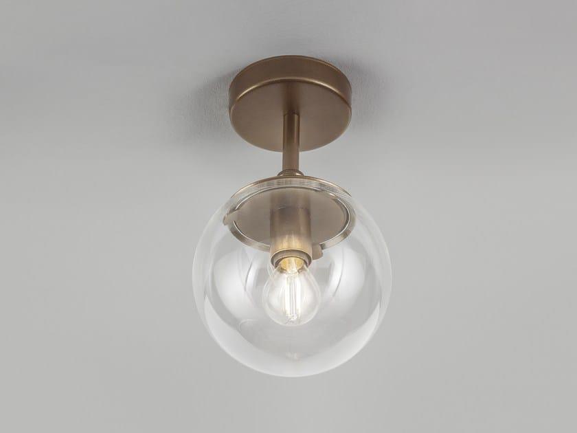 Metal ceiling lamp GLOBAL Ø 20/ Ø 15 by Metal Lux