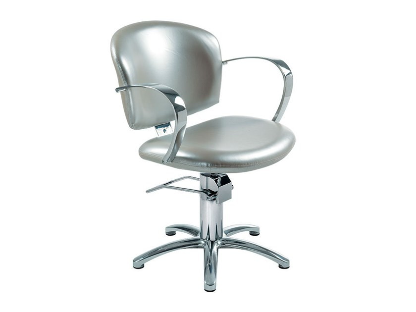 Hairdresser chair GLOBE by Maletti