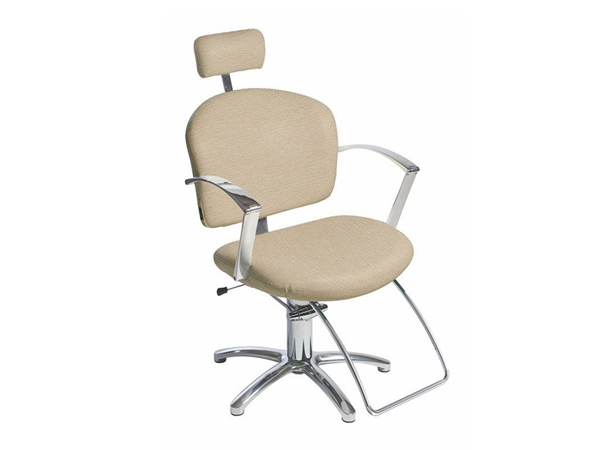 Hairdresser chair GLOBE REC by Maletti
