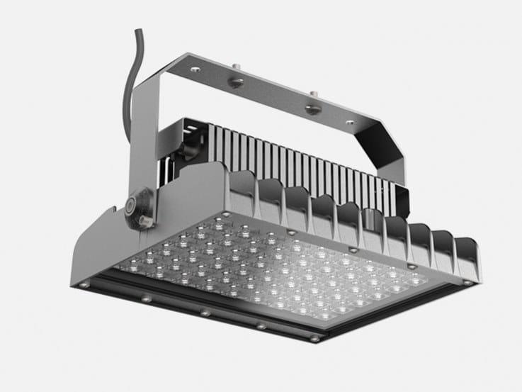 LED die cast aluminium industrial projector GM   Industrial projector by LANZINI