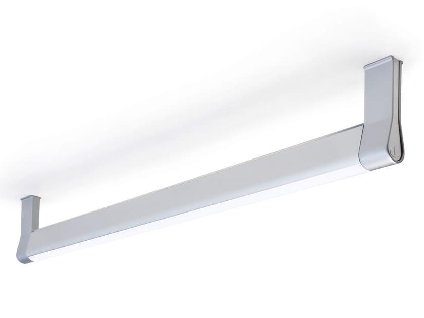 Aluminium Wardrobe Accessory / Furniture lighting GOCCIA by Domus Line