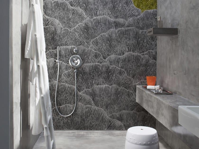 Tapete fürs Badezimmer GOETHE Kollektion WET SYSTEM 18 By ...
