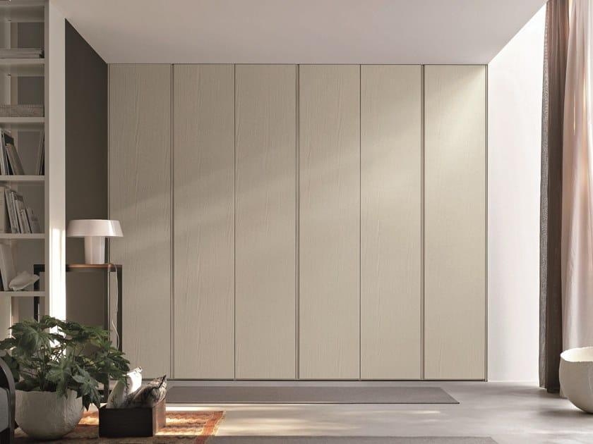 Lacquered wooden wardrobe GOLA | Wardrobe by Gruppo Tomasella