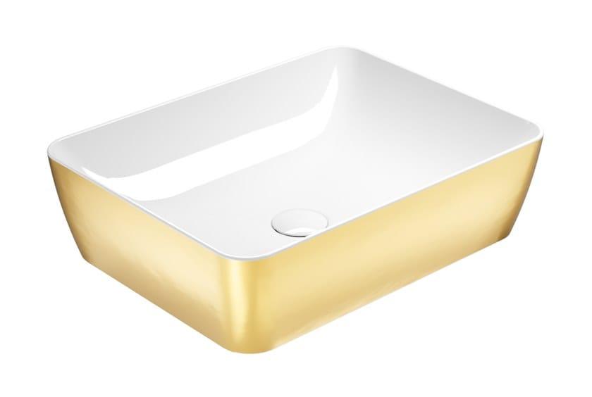 GOLD PLATINUM 50X38   Lavabo 903750