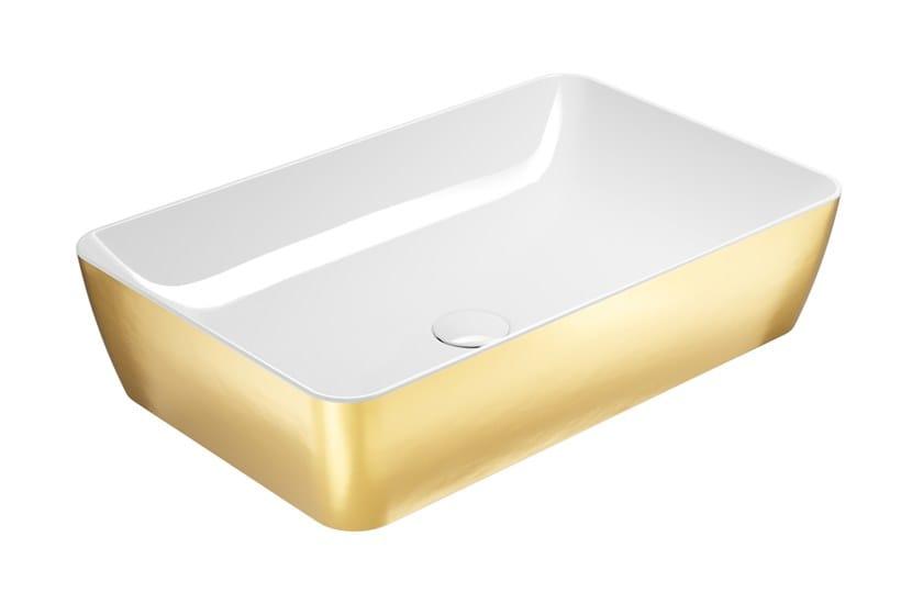 GOLD PLATINUM 60X38 | Lavabo 903650