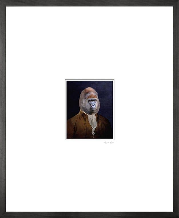 Stampa su tela GORILLA by Mineheart