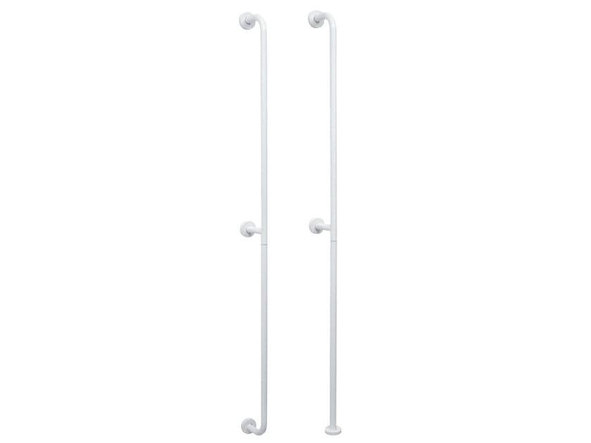 Maniglione bagno fisso verticale EASY 12003V | Maniglione bagno verticale by IDRAL
