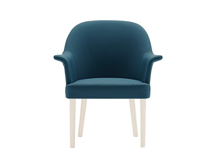 Easy chair with armrests GRACE 03432 by Montbel